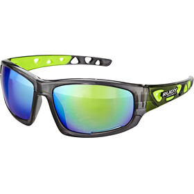 Rudy Project Airgrip Glasses Crystal Graphite/Multilaser Green